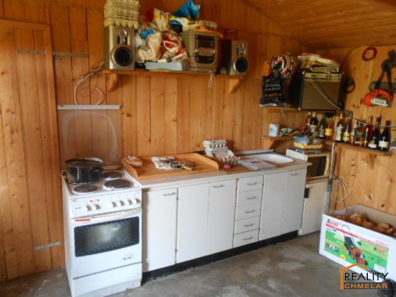 dřevěný chata